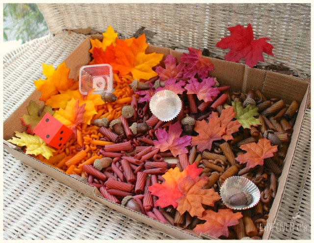colors-of-fall-sensory-bin-full-view