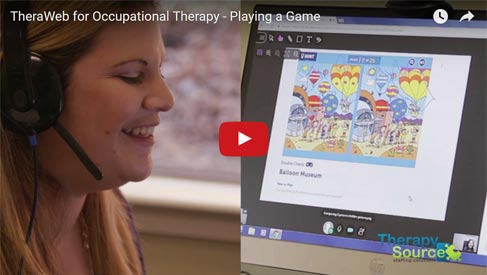 TheraWeb for Occupation Therapy