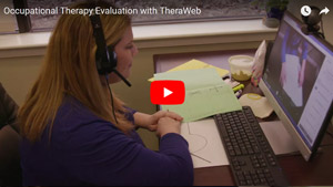 TheraWeb Evaluation for Occupational Therapy